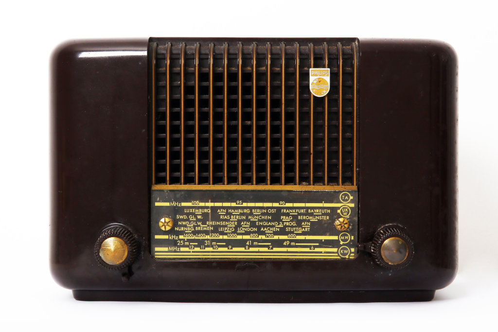 Historisches Radio