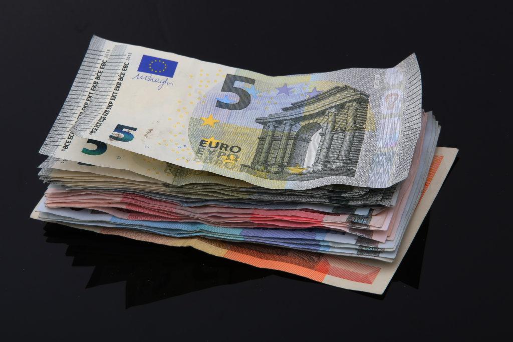 Geldstapel I
