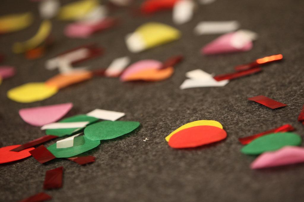 Konfetti Glitter