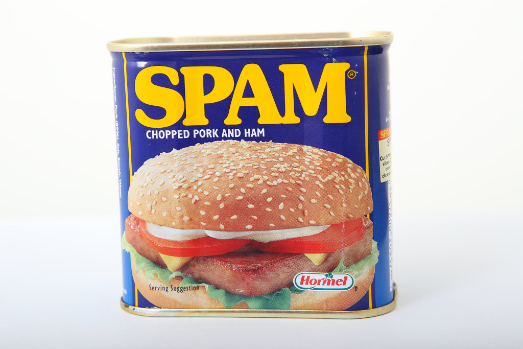 Spam Burger II
