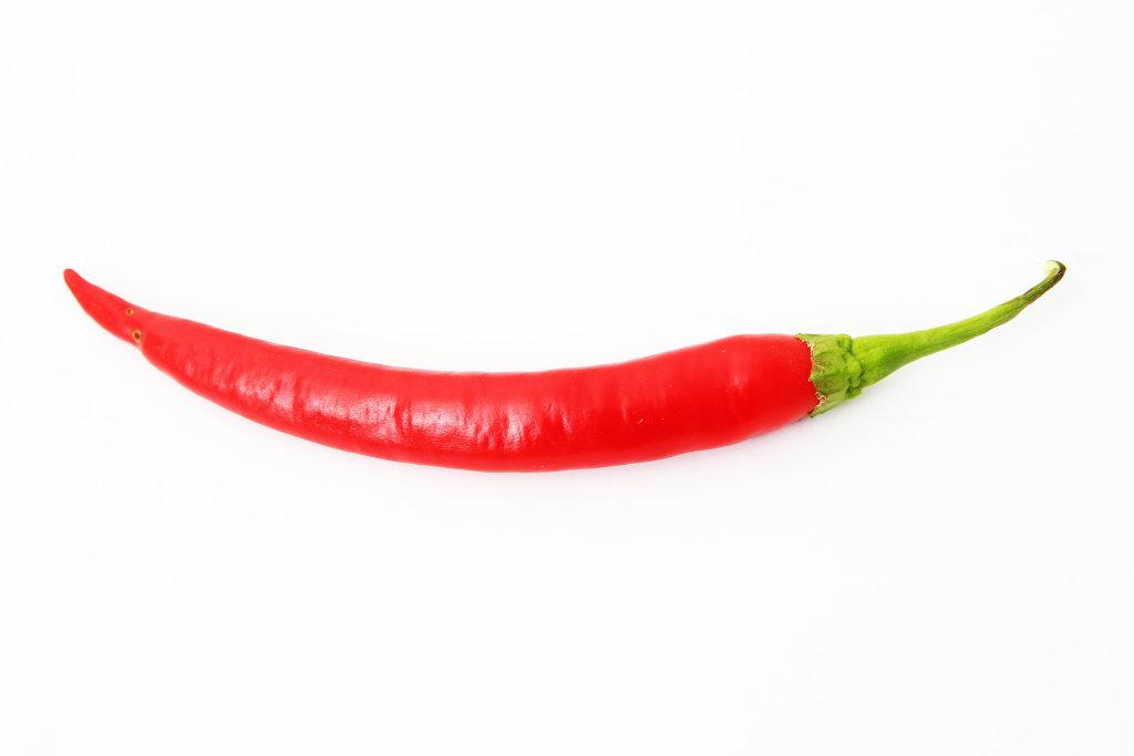 Rote Chilischote