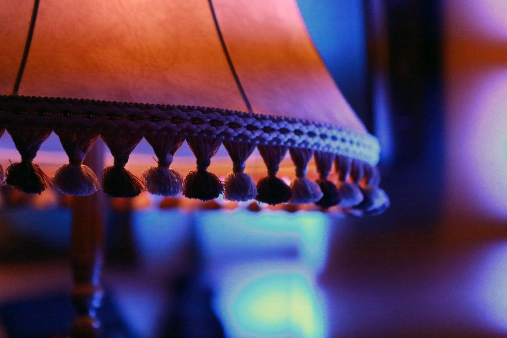Lampenschirn