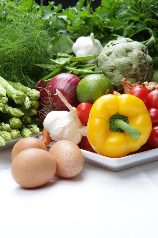 Lebensmittel + Gemüse