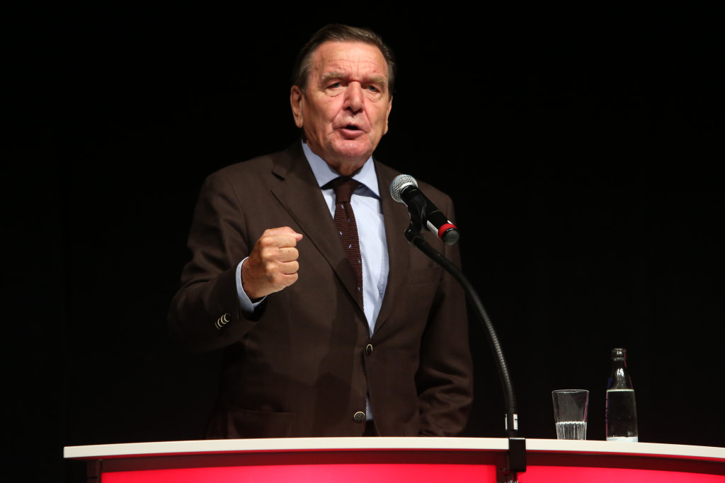 Gerhard Schröder (2013) | Rede