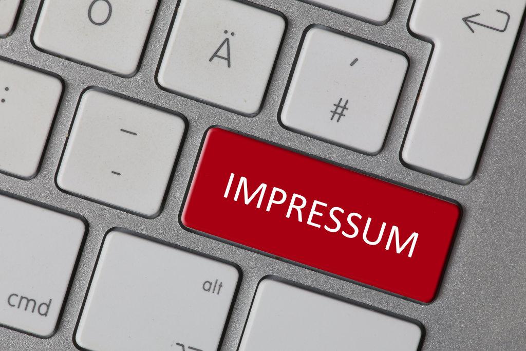 Impressum (rot)