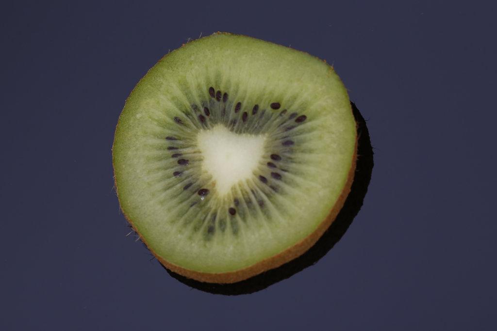 Kiwi Scheibe