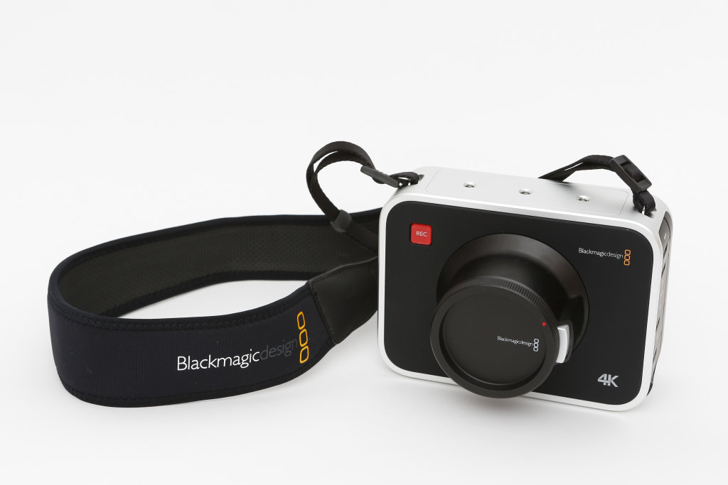 Blackmagic 4K