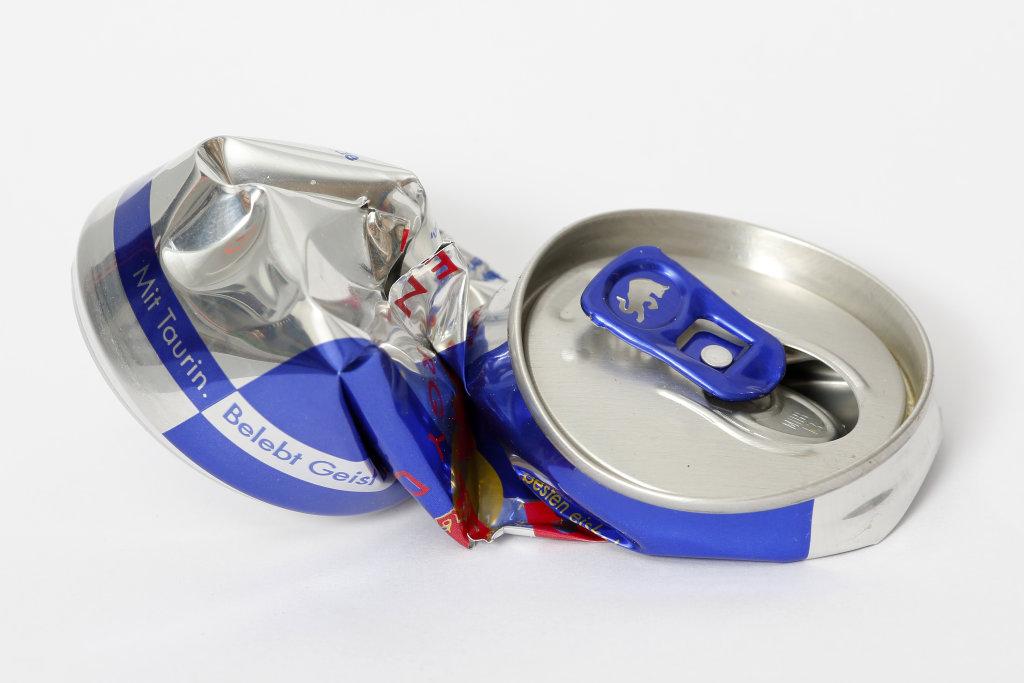 Red Bull | zerquetscht