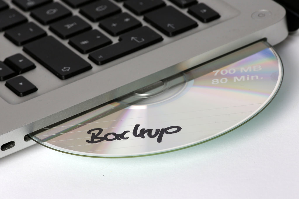 CD-ROM Backup