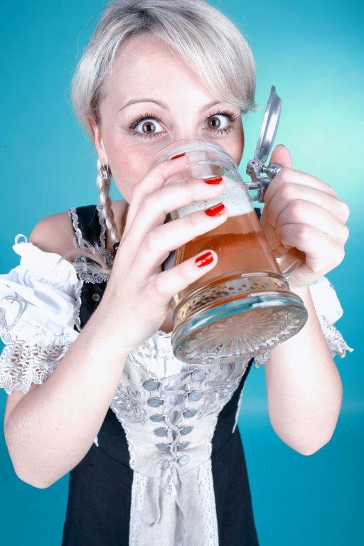 Oktoberfest Girl (Prost!)
