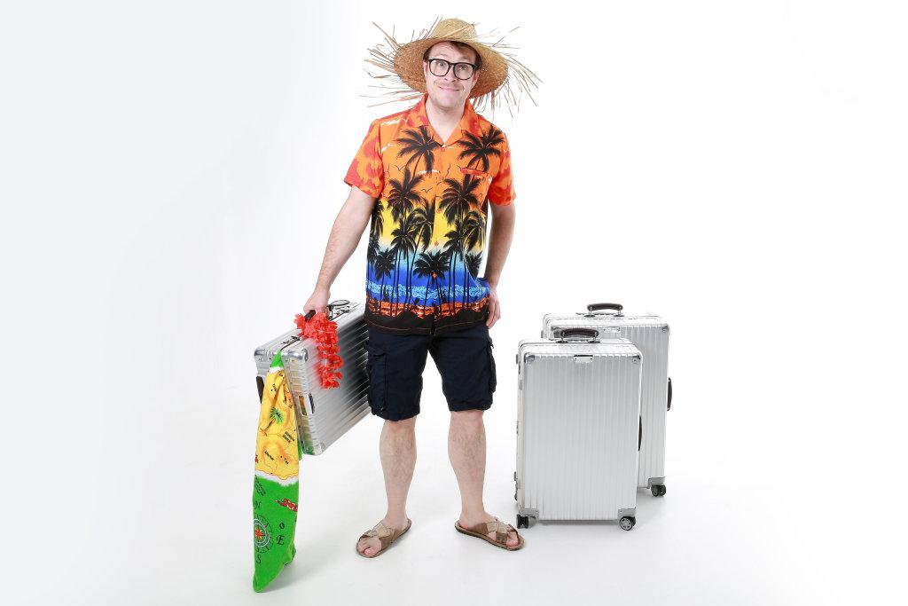 Ab in den Urlaub