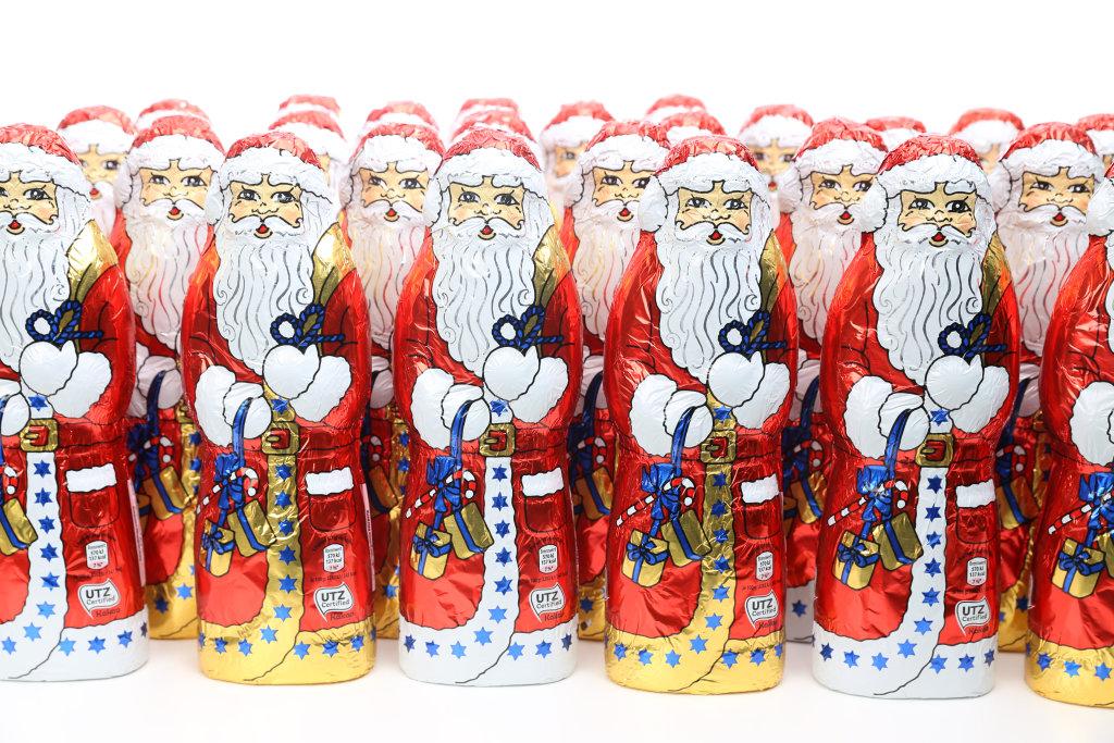 Weihnachtsmann Armee
