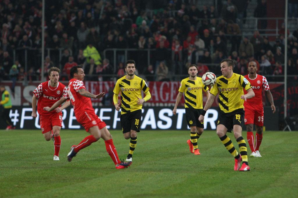 Fortuna Düsseldorf - Borussia Dortmund (Testspiel)