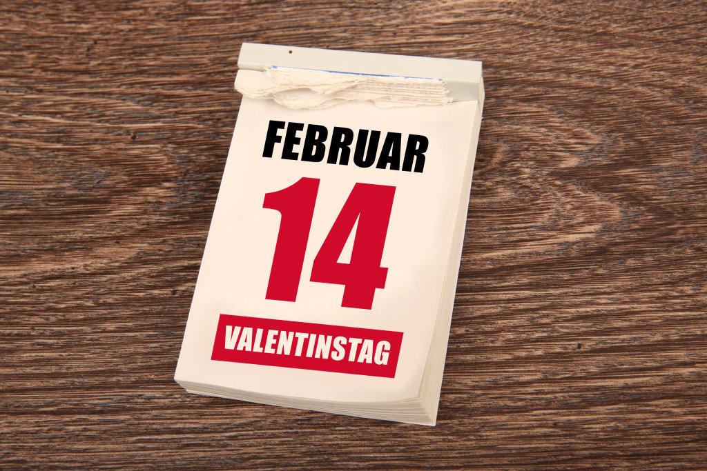 14. Februar - Valentinstag