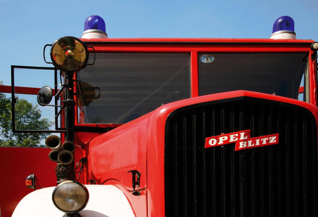 Feuerwehr Opel Blitz