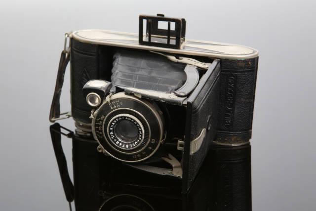 Historische Kamera