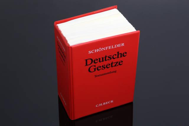 Deutsche Gesetze I