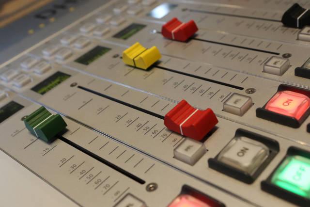 Audio Mischpult