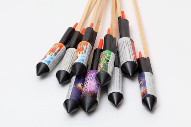 Silvester-Raketen