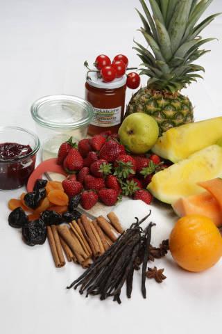 Lebensmittel + Obst