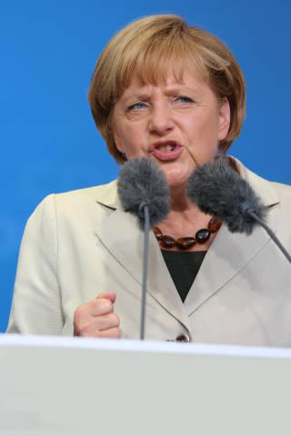 Angela Merkel (2013) | energisch