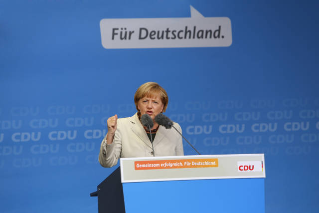 Angela Merkel (2013) | Rede