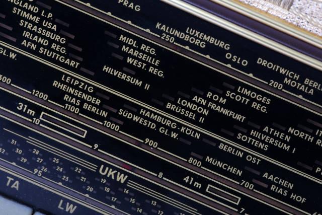 Historisches Radio
