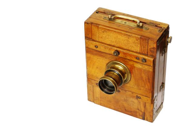 alte Fotokamera