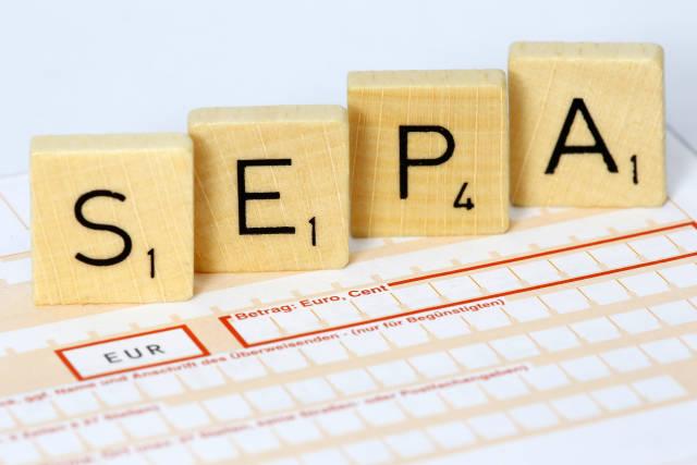 SEPA Überweisungen