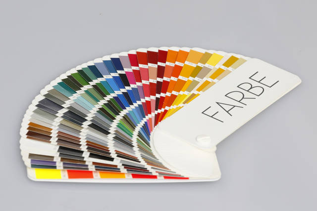 RAL Farbfächer