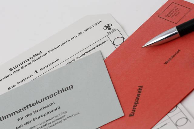 Europawahl: Briefwahl
