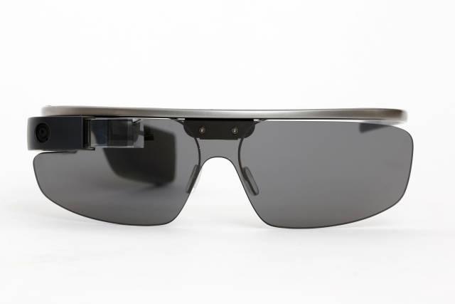 Google Glass Sonnenbrille