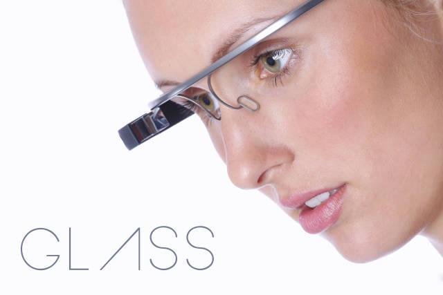 Google Glass (mit Logo)