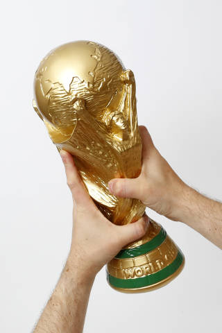 WM Pokal (Jubel)