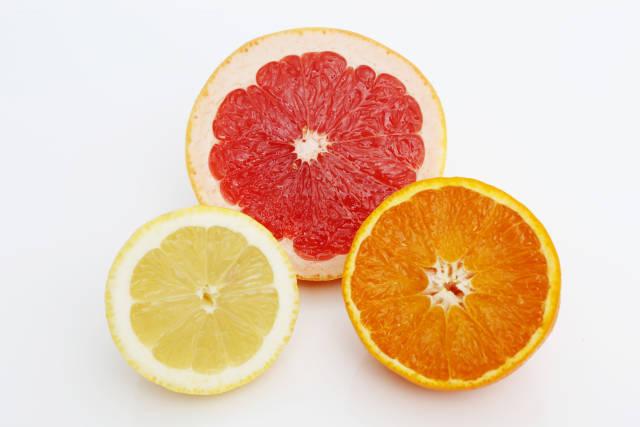 Obst im Querschnitt