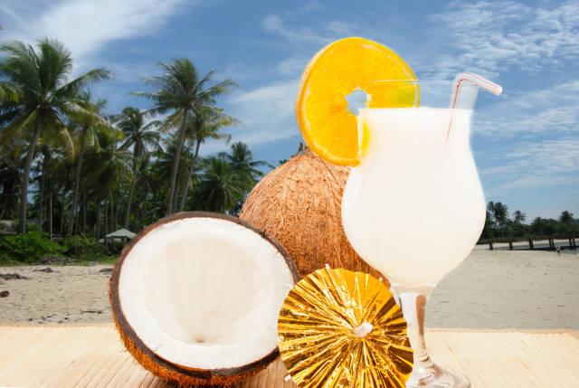 kokosnusscocktail