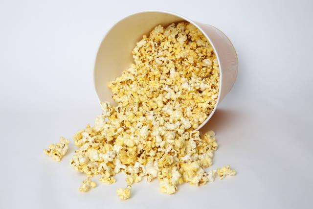 Popcorn + Popkorn