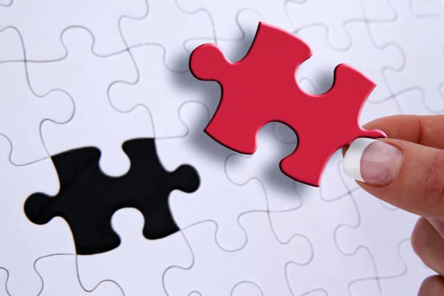Das letzte Puzzle-Teil
