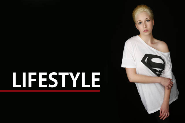 Model - Lifestyle