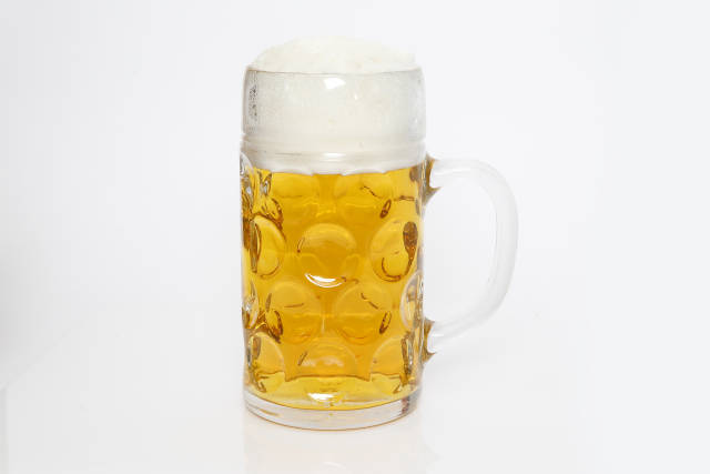 Maß Bier zum Oktoberfest