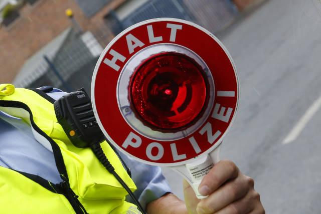 Halt! Polizei