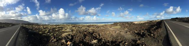 Vulkan Panorama
