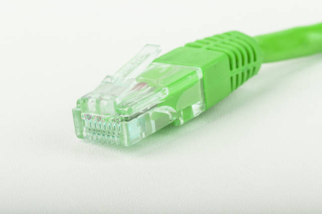 Netzwerkstecker