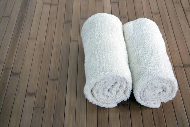 Sauna Handtücher