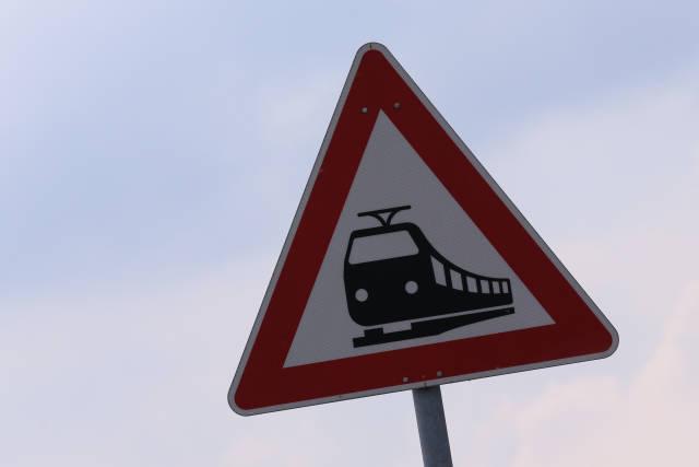 Bahnschild