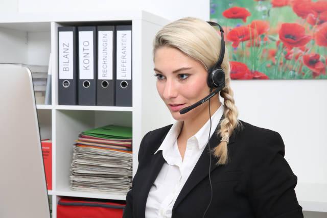 Telefon Arbeitsplatz