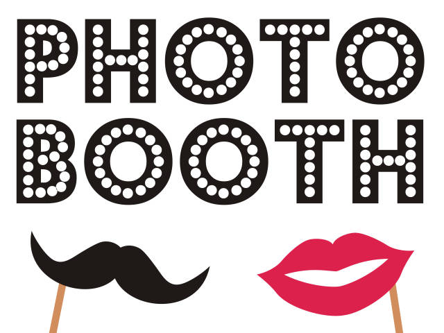 Photobooth Schild