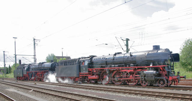 Dampflok BR03
