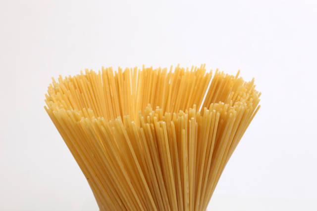 trockene Spaghetti