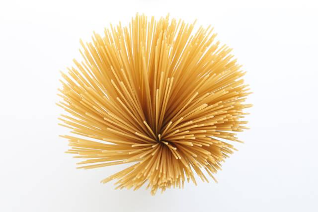 Spaghetti Kunst